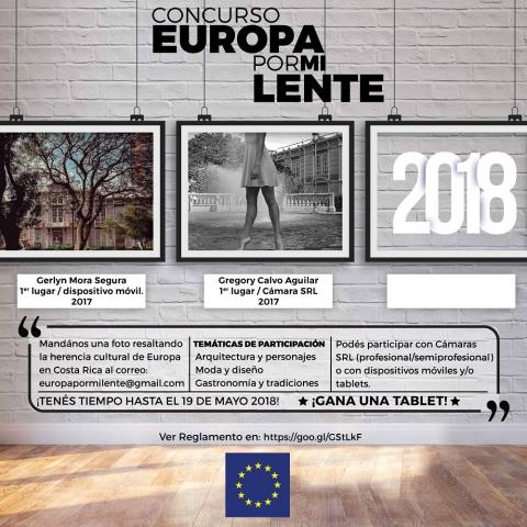 """Concurso """"Europa por mi lente"""""""